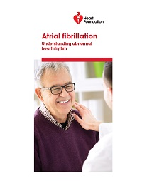 Recognise and treat atrial fibrillation.Place your bulk order now or click Atrial fibrillation for a FREE copy.