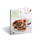 Revolutionise your barbeque or grill cooking with this 160 pages/72 recipes BBQ & Grill cookbook!