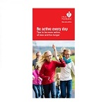 Be active every day | Heart Foundation booklet for building physical activity into your daily routine.