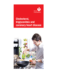 This resource is under review.Find out more about cholesterol and triglycerides and how they influence coronary heart disease.