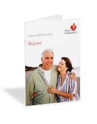 Bypass surgery FAQs answered by the Heart Foundation.Order a FREE copy now by selecting Add To Cart below.