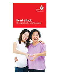 What is a heart attack? Why its important to call 000. Order a FREE copy now by selecting Add To Cart below.