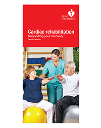 What is cardiac rehabilitation?Order a FREE copy now by selecting Add To Cart below.