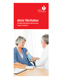 What causes atrial fibrillation and how is it treated?Order a FREE copy now by selecting Add To Cart below.
