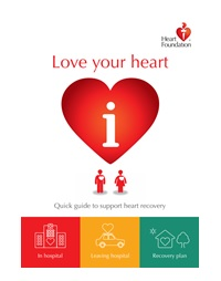 A tool for health professionals, this QRG informs what is included in the patient resource Love your heart booklet.Order your FREE copy now by selecting Add to Cart below.