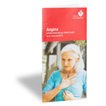 Angina. A Heart Foundation booklet.