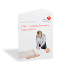 Cardiopulmonary Rescuscitation booklet | Heart Foundation