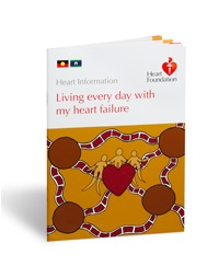 Living with heart failure.Place your bulk order now or click Heart failure for a FREE copy.