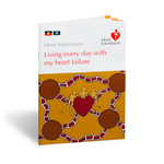 Heart Foundation booklet discussing the management of heart failure
