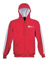 A classic style hoodie with brushed fleece inner to keep you snug and warm when out walking in the cooler months.