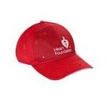 Breathable mesh sport cap