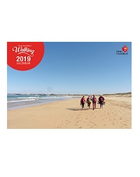 Heart Foundation Walking 2019 Calendar.
