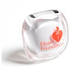 Heart Foundation Fit Walk pedometer (White)