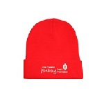Hearty unisex beanie (Red)