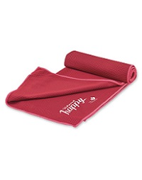 Stay cooler in hot weather. The Yeti towel cools up to 15 degrees below the outdoor temperature in seconds!