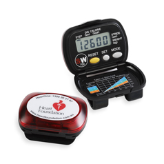 Heart Foundation pedometer - one of the most reliable in the market. Yamax SW700-CR