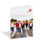 Booklet provides a checklist and template letter for your local council.