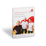 Heart Foundation Heartmoves exercise DVD. Low-to-moderate intensity..