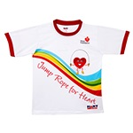 Classic unisex childs tee | Jump Rope for Heart | Heart Foundation