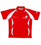 Jump Rope for Heart Polo shirt | Coach | Heart Foundation