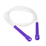 Buy two of these skipping ropes and test your skills with fun double dutch skipping rope games.